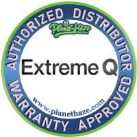 Extreme Q Frosted Glass Balloon Kit Authorized Distributor Warranty Approved