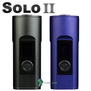 Arizer Solo2 Black and Blue