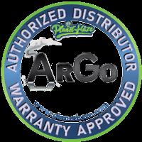 ArGo Authorized Distributor Warranty Approved