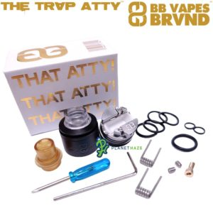 TRVP V3 RDA Atomizer for Concentrates
