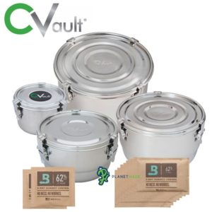 Freshstor CVault More Than Most Home Grow Combo