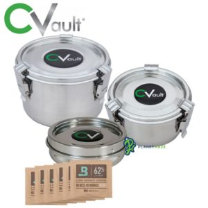 Freshstor CVault Storage Containers Personal Combo 1