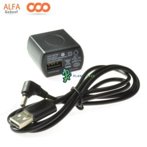 GoBoof Alfa Charger and Cable