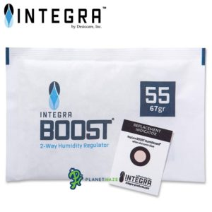 Integra BOOST 67 gram 55% Humidity Control Pack