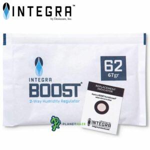 Integra BOOST 67 gram 62% Humidity Control Pack