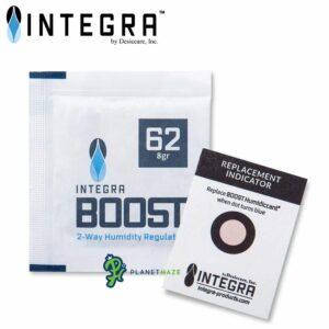 Integra BOOST 8 gram 62% Humidity Control Pack