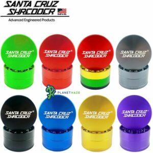 Santa Cruz Shredder Large 4 Piece Grinders