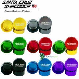 Santa Cruz Shredder Large 3 Piece Grinders
