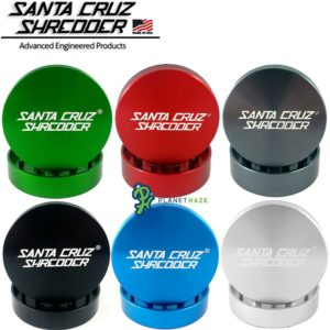 Santa Cruz Shredder Medium 2 Piece Grinders