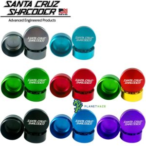 Santa Cruz Shredder Medium 3 Piece Grinders