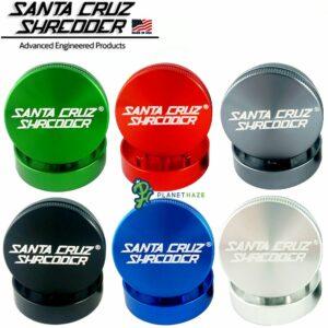 Santa Cruz Shredder Small 2 Piece Grinders