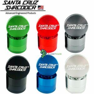 Santa Cruz Shredder Small 4 Piece Grinders