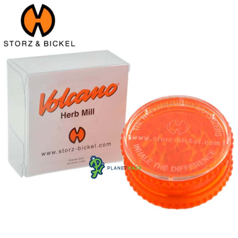 Storz & Bickel Volcano Grinder With Box